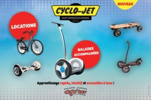 CYCLO-JET/ SKATE TOUR