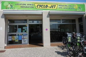 CYCLO-JET ST GEORGES
