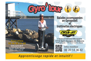 CYCLO-JET/ GYRO TOUR