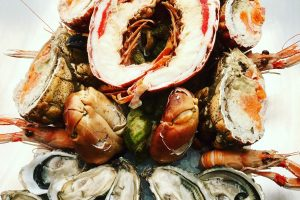 LES VIVIERS CHARENTAIS – FRUITS DE MER