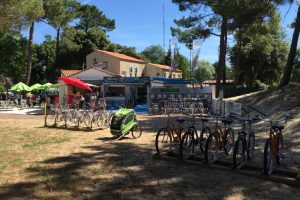 DRIVE CYCLES LA PALMYRE LOCATION ECONOMIQUE