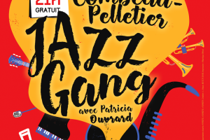 LES MATHENSCÈNES – LE COMBEAU-PELLETIER JAZZ GANG