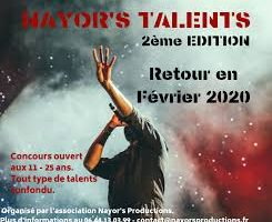 AUDITION NAYOR'S TALENTS