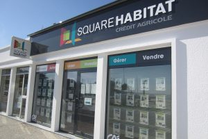AGENCE IMMOBILIERE SQUARE HABITAT