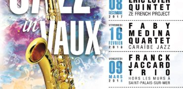 JAZZ IN VAUX : FABY MEDINA QUARTET « CARAÏBE JAZZ »