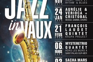 ANNULÉ : JAZZ IN VAUX : SACHA MARS QUINTET « TRIBUTE TO DINAH WASHINGTON »