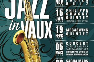 JAZZ IN VAUX : SACHA MARS SEXTET « HOMMAGE À DINAH WASHINGTON »
