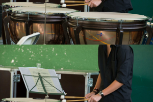 AUDITION/ÉVALUATION – CLASSE DE PERCUSSIONS