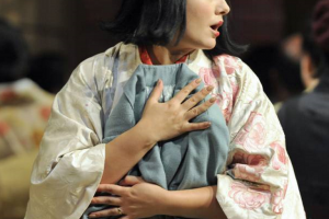 PROJECTION D'OPÉRA – MADAME BUTTERFLY