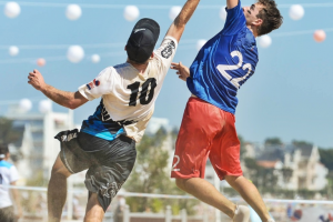 BEACH ULTIMATE – CHAMPIONNAT DE FRANCE MIXTE