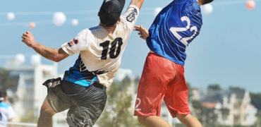 BEACH ULTIMATE – CHAMPIONNATS DE FRANCE
